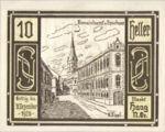 Austria, 10 Heller, FS 318V