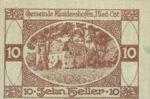 Austria, 10 Heller, FS 335Ib