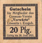 Germany, 20 Pfennig,