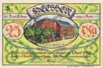 Germany, 25 Pfennig, 587.1