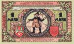 Germany, 1 Mark, 103.6a