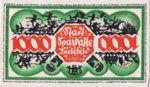 Germany, 1,000 Mark, 60b