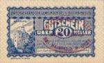 Austria, 20 Heller, FS 340g