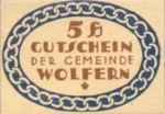 Austria, 5 Heller, FS 1248Vb