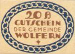 Austria, 20 Heller, FS 1248Vb