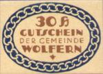 Austria, 30 Heller, FS 1248Vb