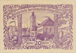 Austria, 20 Heller, FS 349I