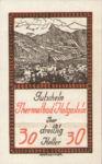 Austria, 30 Heller, FS 384Ic