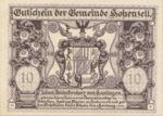Austria, 10 Heller, FS 389IIa