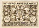 Austria, 20 Heller, FS 389IIa