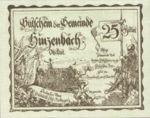 Austria, 25 Heller, FS 378IIa