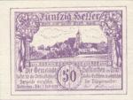 Austria, 50 Heller, FS 387I