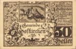 Austria, 50 Heller, FS 385a