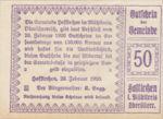 Austria, 50 Heller, FS 386Ic