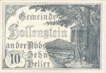 Austria, 10 Heller, FS 395a