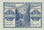 Austria, 10 Heller, FS 401a