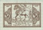Austria, 50 Heller, FS 401a
