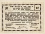 Austria, 10 Heller, FS 1122.3IIc