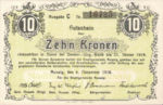 Austria, 10 Krone,