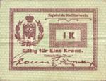 Austria, 1 Krone,