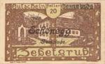 Austria, 20 Heller, FS 1262b