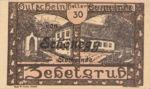 Austria, 30 Heller, FS 1262b