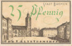 Germany, 25 Pfennig, 169.1