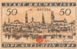 Germany, 50 Pfennig, 169.1