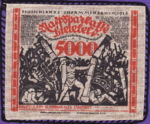 Germany, 5,000 Mark, 067c