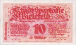 Germany, 10 Gold Pfennig, 094