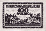 Germany, 100 Mark, 026b