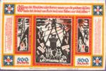 Germany, 500 Mark, 052b
