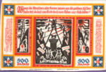 Germany, 500 Mark, 053b