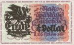 Germany, 1.05 Gold Mark, 95