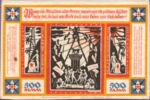 Germany, 500 Mark, 055b