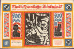 Germany, 500 Mark, 056b
