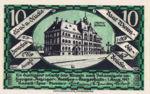 Germany, 10 Pfennig, 1357.2