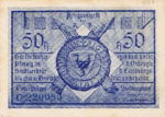 Germany, 50 Pfennig, F38.1c