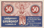 Germany, 50 Pfennig, 493.1
