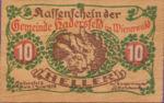 Austria, 10 Heller, FS 327IIa