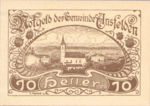 Austria, 10 Heller, FS 45Ia