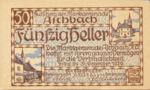 Austria, 50 Heller, FS 55e