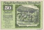 Austria, 50 Heller, FS 33a