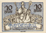 Austria, 10 Heller, FS 3a