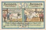 Germany, 50 Pfennig, 587.1