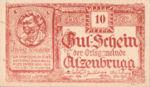 Austria, 10 Heller, FS 63IaE