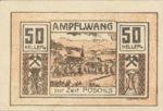Austria, 50 Heller, FS 36a
