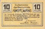 Austria, 10 Heller, FS 36a