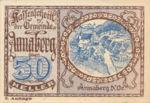 Austria, 50 Heller, FS 44b