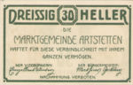 Austria, 30 Heller, FS 52a
